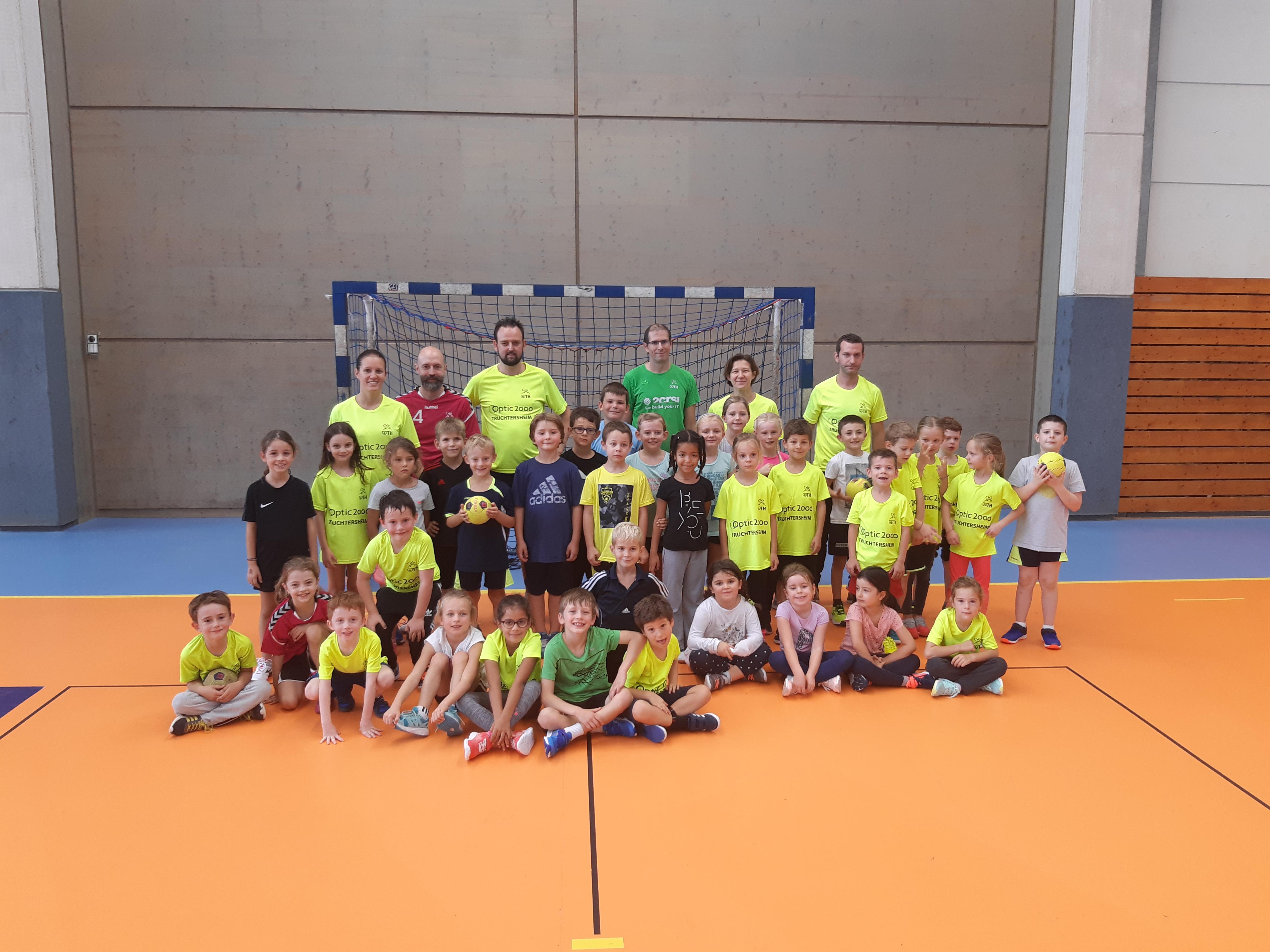 Ecole de Hand : 1er tournoi de la saison ce week-end