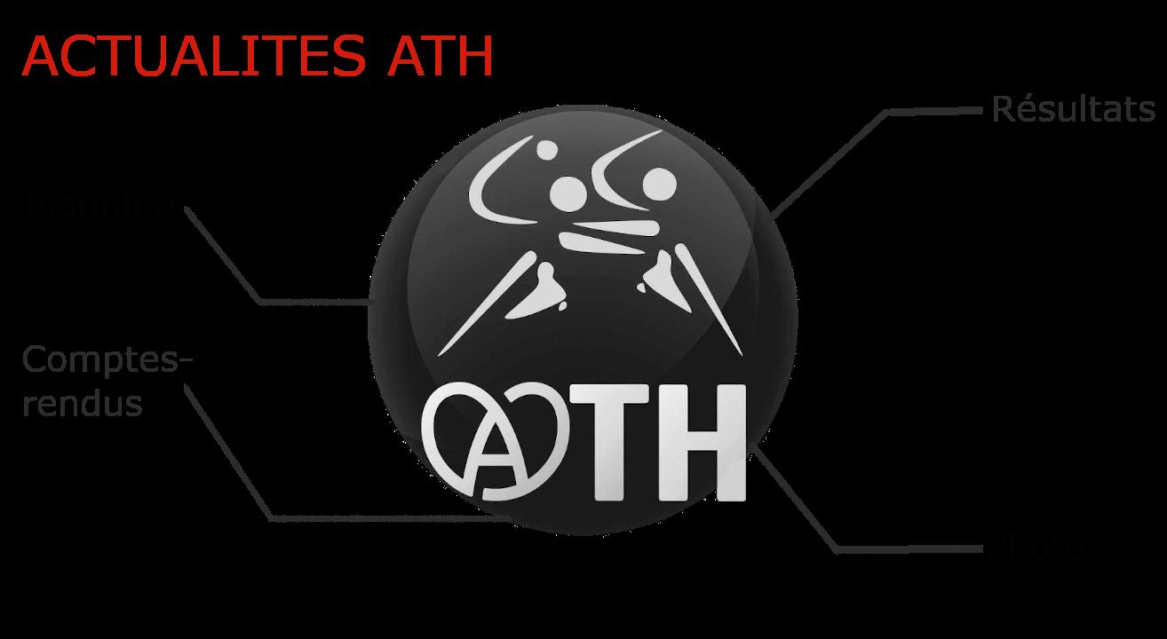 Actualités de TOUTES les équipes à l'ATH !