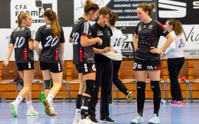 N1F : ATH Handball – Chevigny Saint-Sauveur