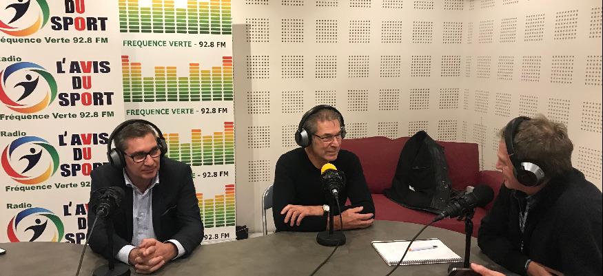 David COCHIN – Invité de l'émission L'Avis du Sport