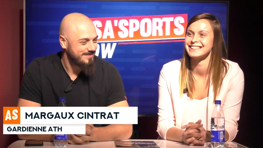 L'ATH dans le Alsa'Sports Show spécial Handball