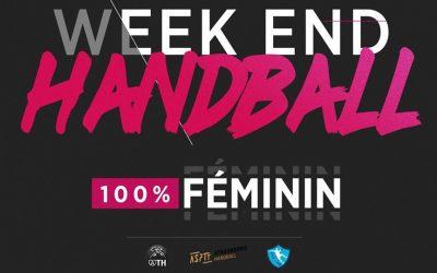 Jour J – Week-end 100% Handball Féminin !