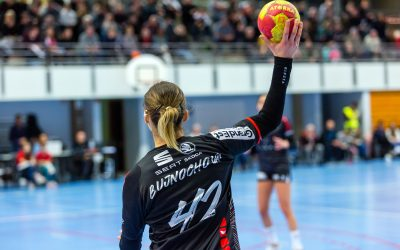 D2F : ATH Handball – Octeville sur Mer (DNA)