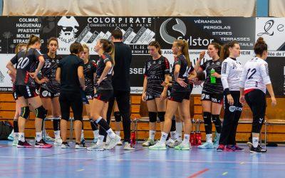 N1F : ATH Handball – ASPTT Strasbourg