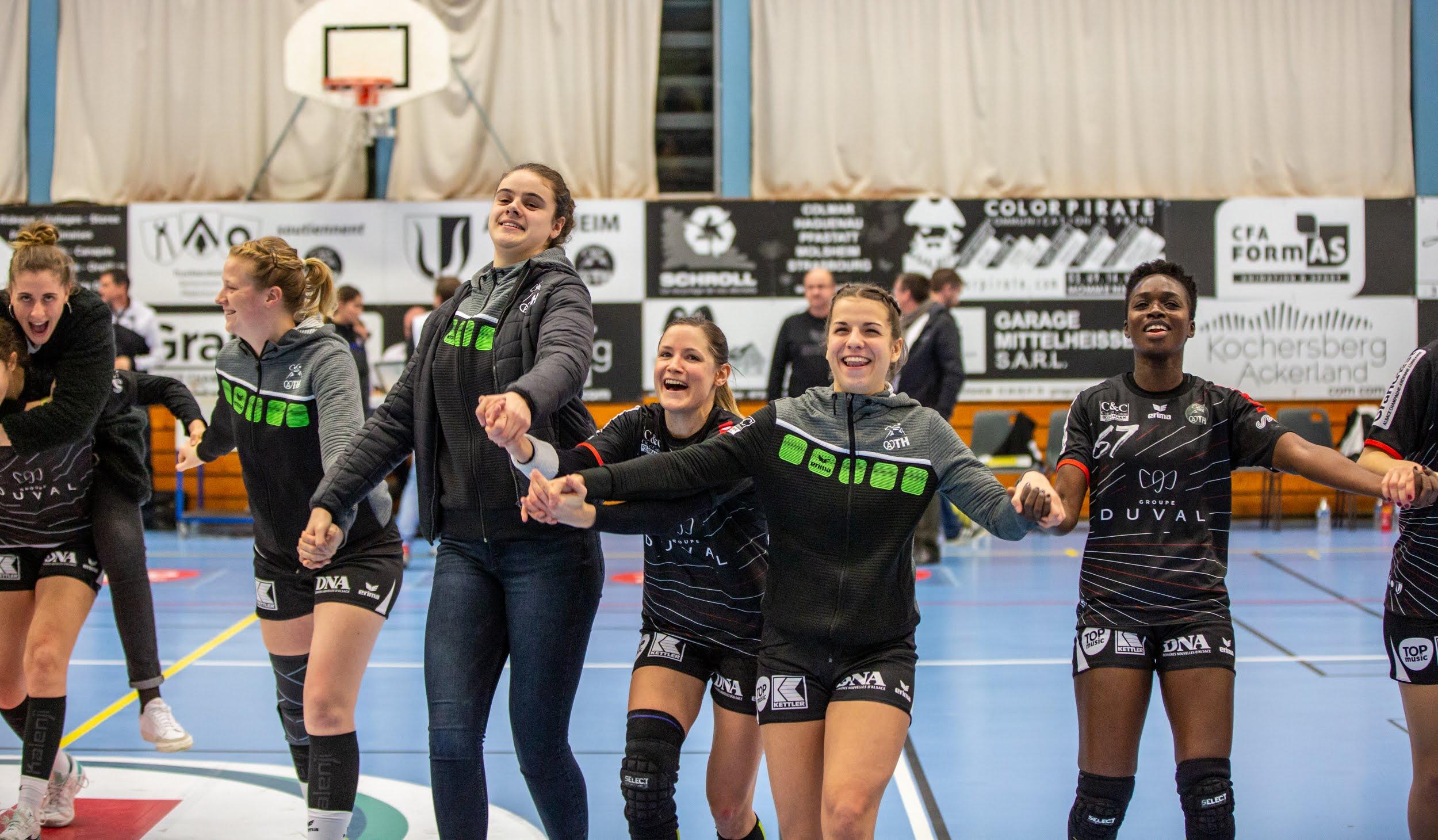 DNA   D2F : Le Pouzin – ATH Handball (1/2)