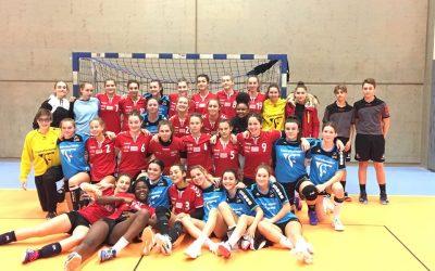 L'équipe de -18F qualifiée pour le Championnat de France -17F