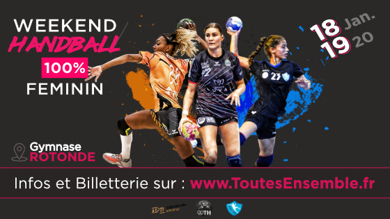 Week-end 100% Handball Féminin !