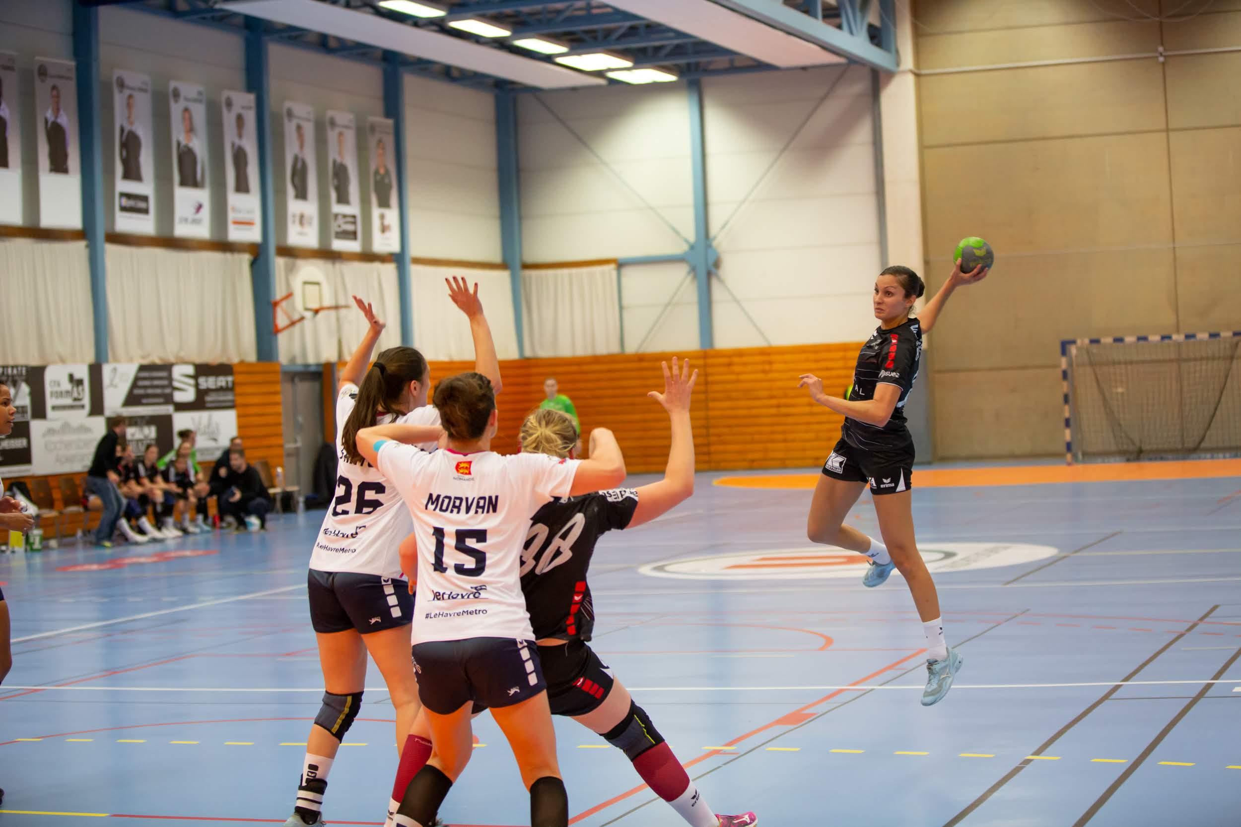 DNA : HAC Handball – ATH Handball