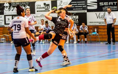 D2F : Le Havre AC – ATH Handball