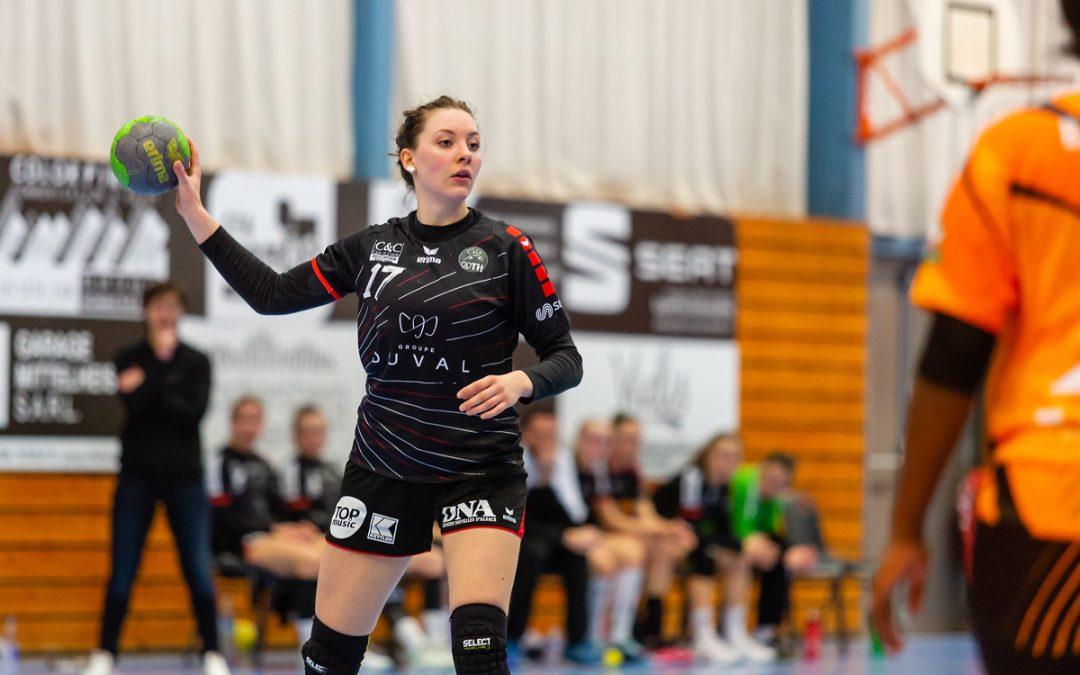 N1F : ES Besançon II – Ath Handball II