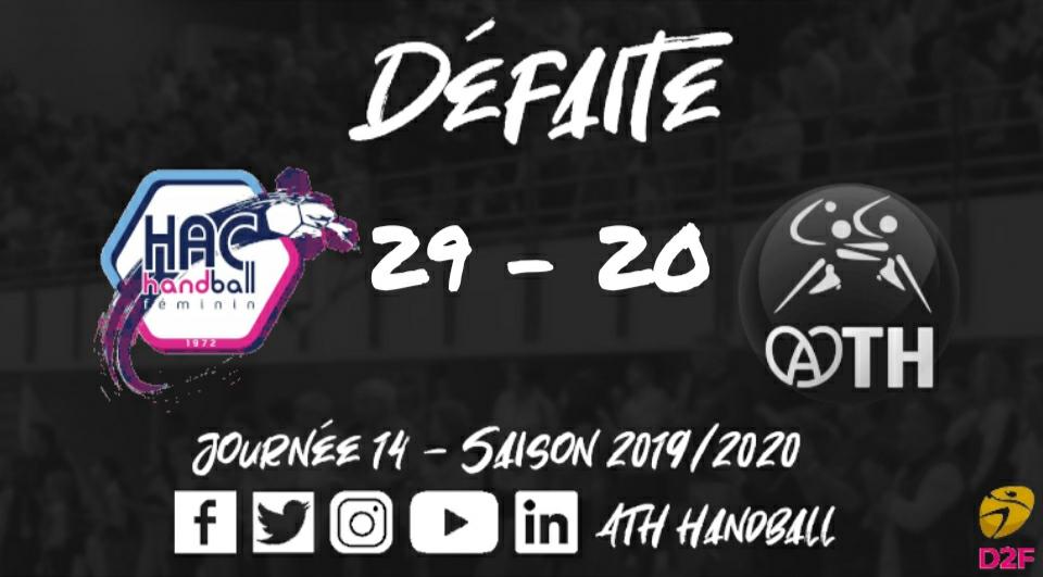 D2F : HAC Handball – ATH Handball