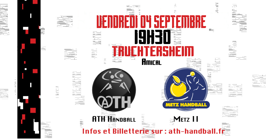 Match amical : ATH – METZ II
