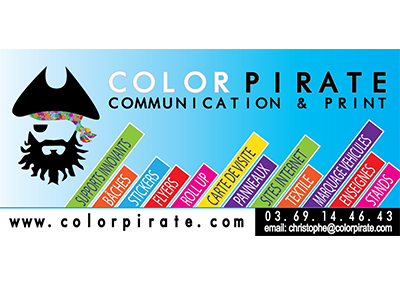 COLOR PIRATE