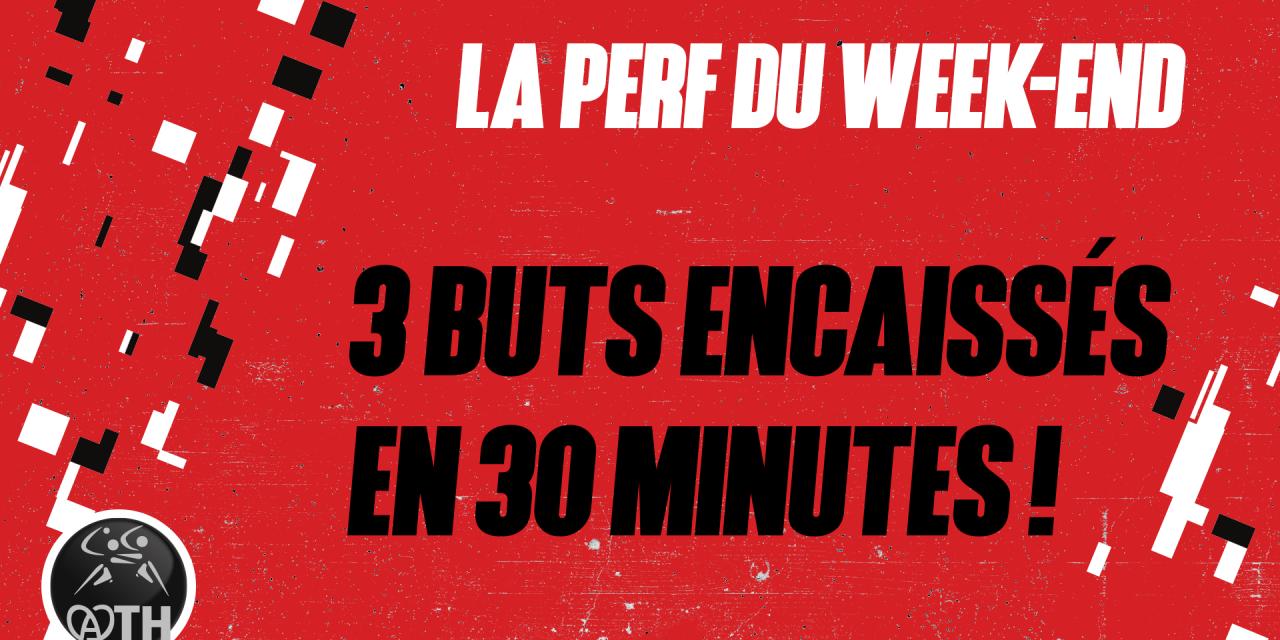 LA PERF' DU WEEK-END