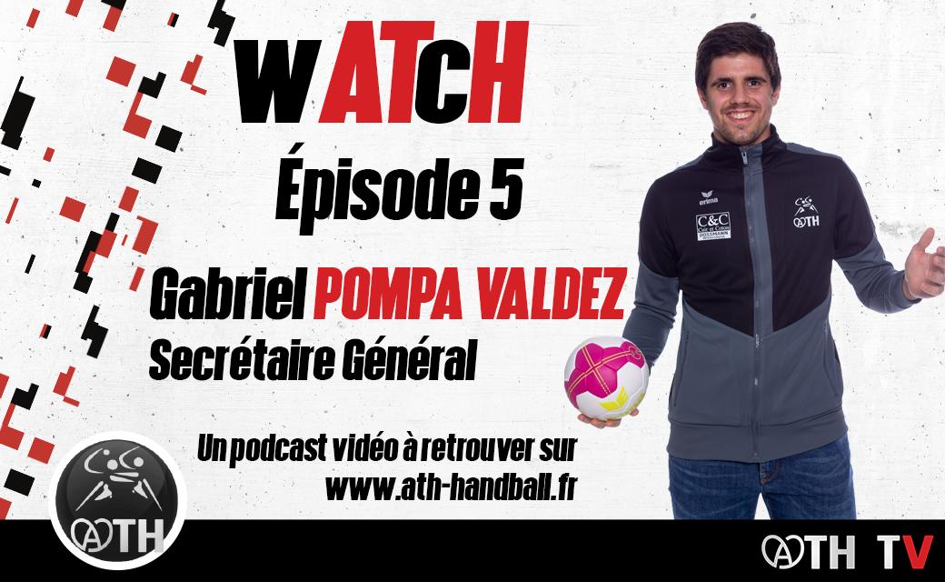 WATCH ÉPISODE 5 – GABRIEL POMPA VALDEZ