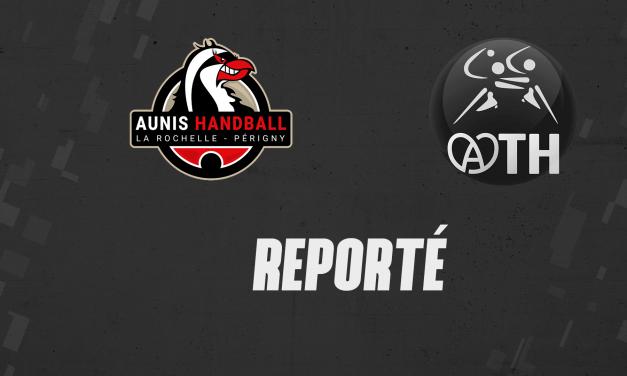 REPORT : LA ROCHELLE – ATH HANDBALL