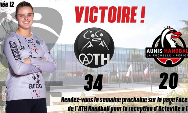 2/2 POUR L'ATH HANDBALL !