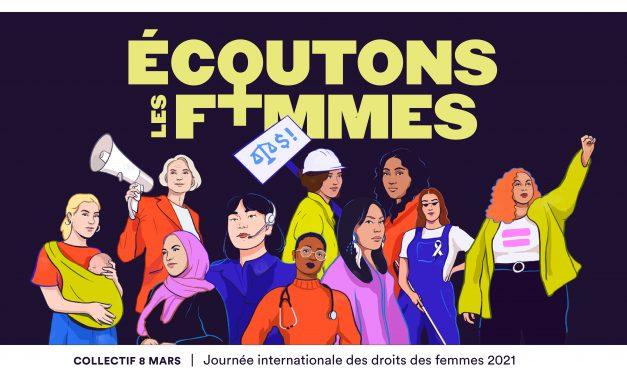 JOURNÉE INTERNATIONALE DES DROITS DES FEMMES