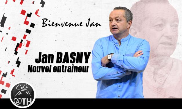 #ELITE D2F – JAN BASNY SERA LE PROCHAIN ENTRAÎNEUR