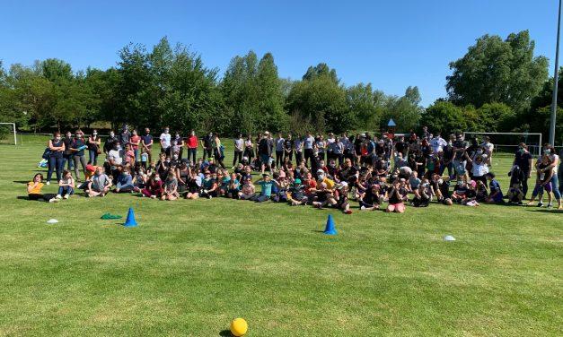 Fête du club ATH Handball – Journée de lancement de la saison 21/22