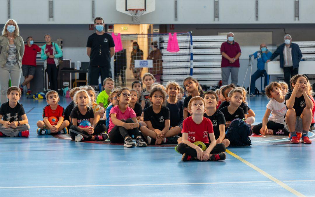 ATH Handball, une charte des joueuses et des joueurs écocitoyens dévoilée !